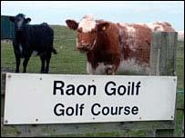 Askernish golf course