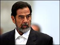 Saddam Hussein, 7 November 2006