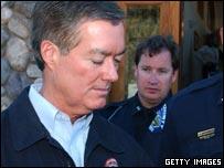 Colorado governor Bill Owens