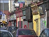 Shops in Smithfield