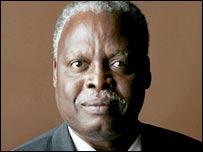 Salih Mahmoud Osman, lawyer from Darfur, Sudan