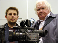 Tony Lane and Ken Russell