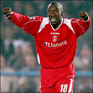 Hasselbaink nets his second and Charlton's third