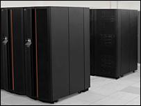 HPCx supercomputer