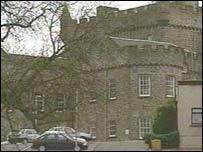 Castle Huntly prison