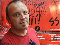 Paco Gisbert, crítico de cine erótico