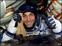 Mark Shuttleworth, AP
