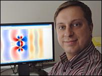 MIT Assistant Professor of Physics Marin Soljacic  (credit: Donna Coveney/MIT)