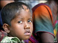 Sri Lankan refugees. Image: AP