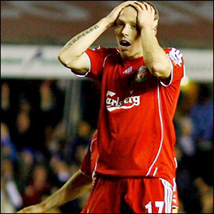 Bellamy shows his woe at missing from the spot