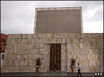 New synagogue at Jakobsplatz in Munich