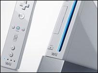 Wii console, Nintendo