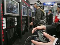 Japanese gamers, AP
