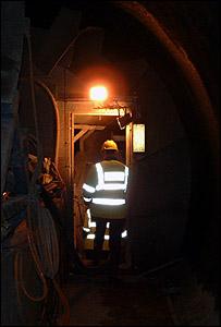 Glendoe hydro power station