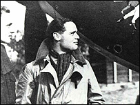 World War Two flying ace, Douglas Bader