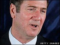 Former Republican Senator George Allen