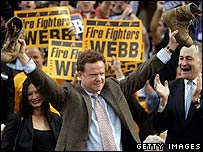 Democrat James Webb