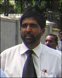 Nadarajah Raviraj