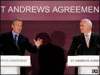 St Andrews Agreement