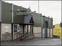 Keady police station