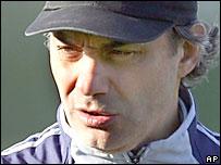 Marcelo Loffreda, enfrenador del seleccionado argentino de rugby.