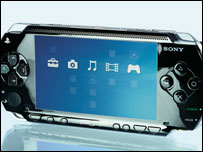 PlayStation Portable, Sony