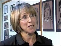 Head teacher Jacqueline Bruton-Simmonds