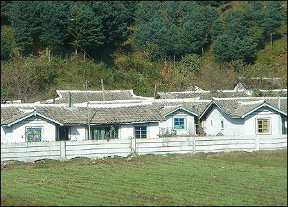 Aldea norcoreana
