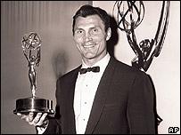 Jack Palance wins an Emmy