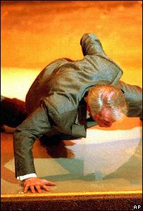 Jack Palance at the Oscars