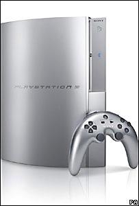 La nueva consola PS3 de Sony