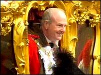 Lord Mayor John Stuttard