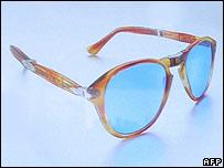 Steve McQueen's glasses