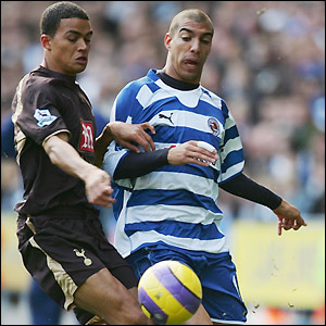 James Harper challenges Jermaine Jenas