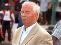Dutchman Jan Brouwer