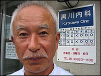 Dr Nobuo Kurokawa