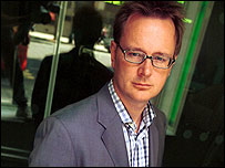 BBC director of new media and technology Ashley Highfield