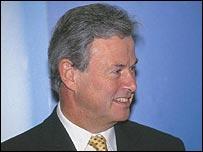 Sir Clive Thompson, former EHR chairman