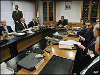 Lebanese cabinet 