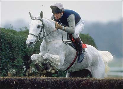 Dessie pictured at Sandown