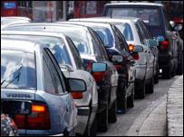 Traffic jam (generic)
