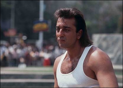 BBC NEWS | In Pictures | In pictures: Sanjay Dutt