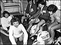 1972 England team
