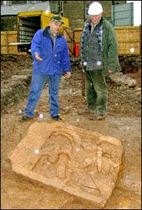 Lancashire Roman Military Tombstone