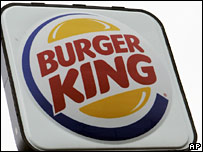 Burger King insignia