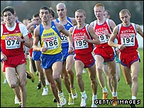 Edinburgh staged the European Cross Country in 2003