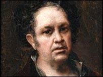 Goya self-portrait (picture: Museo Nacional del Prado)