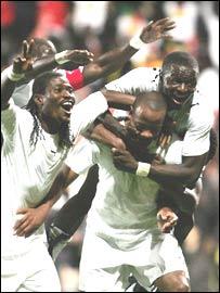 Ghana's Black Stars