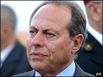 Lebanese President Emile Lahoud