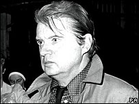Francis Bacon in 1970